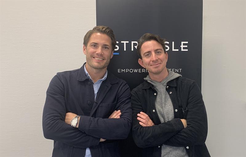 Strossle fördjupar samarbetet med Closer – anlitar säljentreprenören Daniel Sahlman i Stockholm